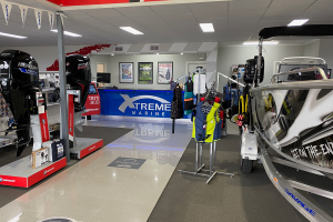 Image of the interior of Xtreme Marine in Moama New South Wales
