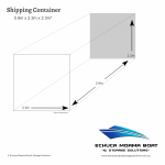 Echuca Moama Boat Storage Solutions Shipping container dimensions 5.9m long 2.3m wide 2.3m high